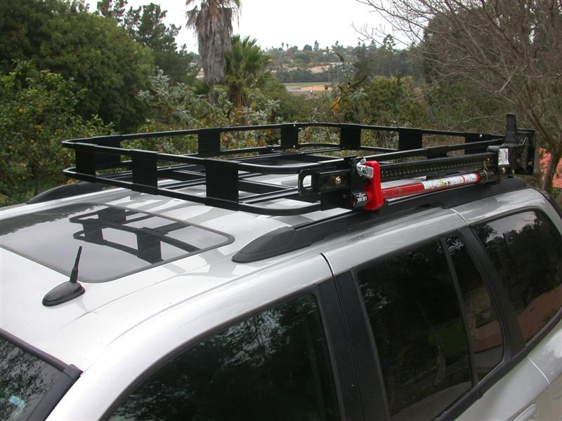 Roadie S Christmas Upgrade 1 Offroad Safari Rack Chevy