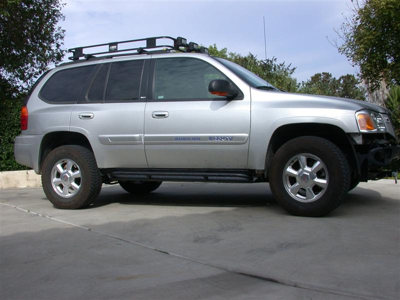 2007 Chevrolet Trailblazer Ss >> Does any1 have pix of lifted Trailblazer? - Chevy TrailBlazer, TrailBlazer SS and GMC Envoy Forum