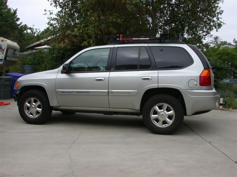 Nissan Of Chattanooga >> Gmc envoy xl lift kit