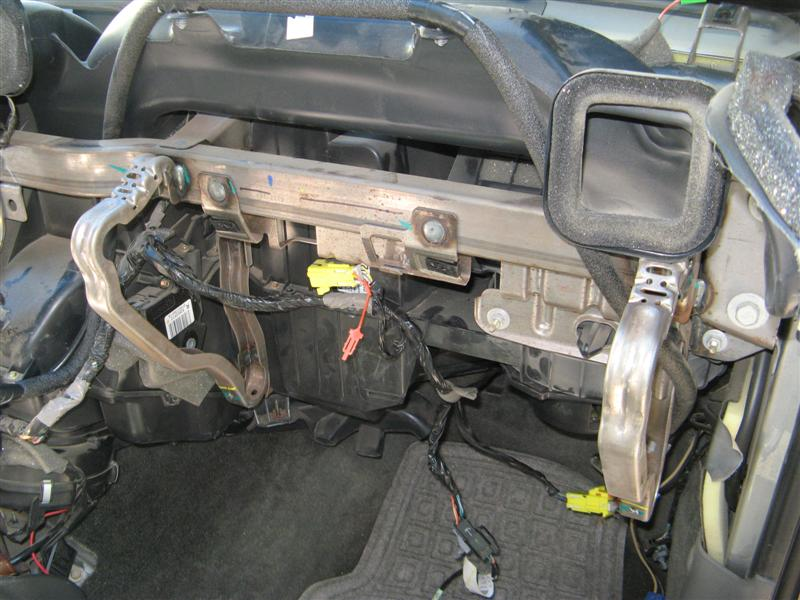 Hvac Mode Door Actuator Update Chevy Trailblazer