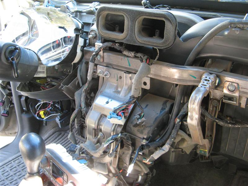 Hvac Mode Door Actuator Update Chevy Trailblazer Trailblazer Ss And Gmc Envoy Forum
