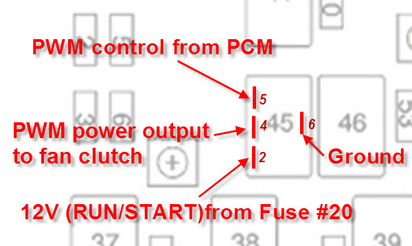 fanclutchrelay offroadtb com \u2022 view topic another fan clutch thread please horton fan clutch wiring diagram at gsmx.co
