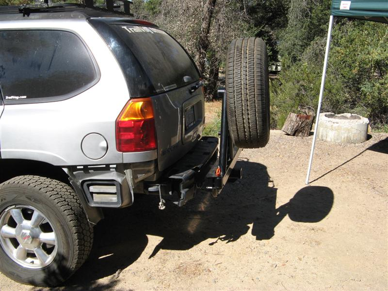 Washingtondc Craigslist Org >> HitchGate tire swing away tire carrier - initial ...