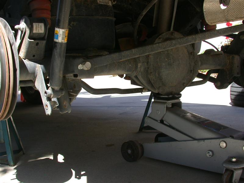 Rear Jacking and jack stand locations   GMTNation