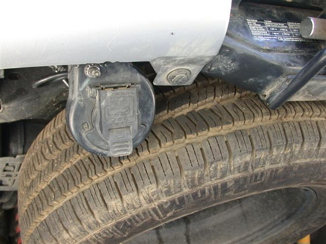 best way to reduce the tb float roll chevy trailblazer i also chose the trailer wiring plate for that location